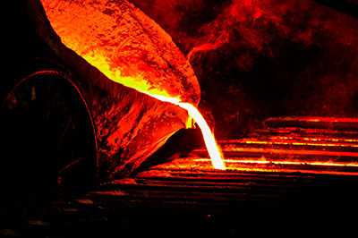 сталь для рельс